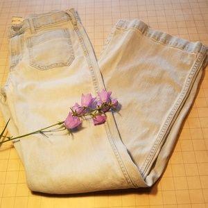 GAP 70's style Flare Leg Jeans size 26